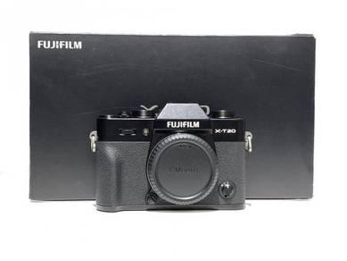 Fujifilm X-T20 XT20 Body Only(99% new WTY AUG2019)