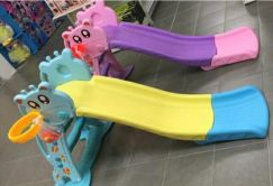 Giraffe Slide - Kp2