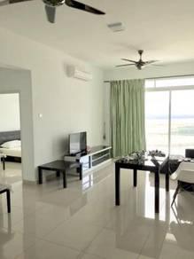 Tropez Danga bay Jb town 2 bed Fully Rumah sewa Below market Hot unit