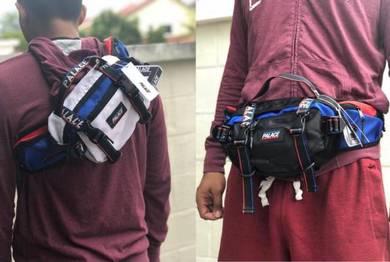 Unisex palace bun bag waist pouchbag