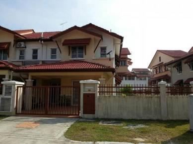 2 Storey Terrace Endlot Denai Alam