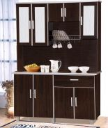 5 FT Hall Kitchen Cabinet