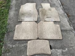 No 17-4-13 Floor Mat Carpet Toyota Windom Mcv30