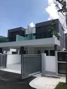 Sanctuary Residensi Permatang Sanctuary IJM New Semi Detached For Sale