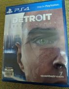 Detroit Bocome Human