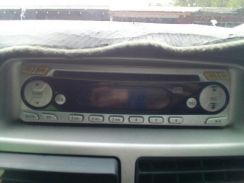 Clarion cd player car