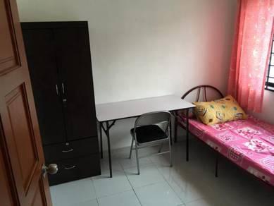Room for Rent near IKEA Tebrau