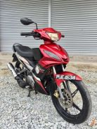 Yamaha 135 lc v1 red