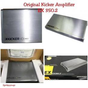 Original kicker amplifiler LX350.2 2ch amp