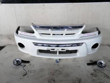 Bp2247 - serena - front bumper & rear bonnet