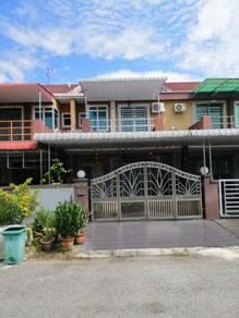 2 Storey House Mahsuri Jaya Kampar