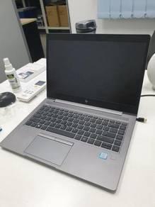 HP Zbook 14u G5 - i7-8565u