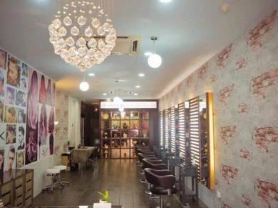Salon at Bukit Jalil for Takeover