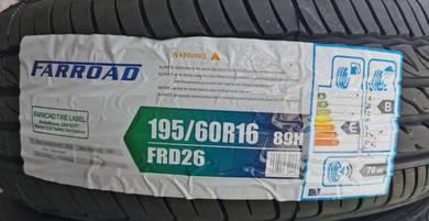 Tayar Farroad FRD26 195 60 16 Tyre New Year 2020