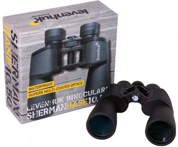 Levenhuk Sherman Base 10x50 Binocular