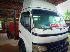 Hino wu410r-hkmms3 ( new wooden body)