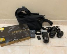 D5100 full set with box
