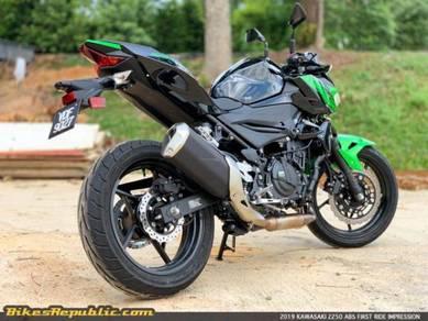 LowDepo!! New Kawasaki Z250 ABS Z 250