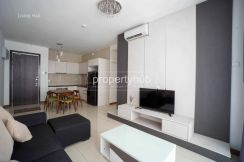 Jesselton Residences Block B | Fully Furnished Unit | KK City Center