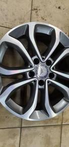 17 inci Mercedes Benz original used sport rim