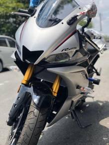 WarnaTerbaru2020!! Yamaha R25 R250 R 250 25 Y15 RS