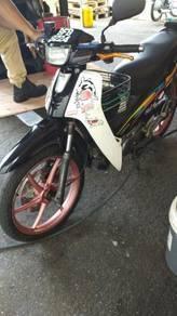 Yamaha sport two