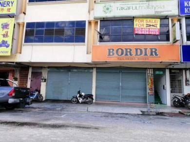Shoplot Main Roadside for rent (Premium Location)