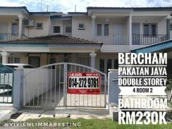 Pakatan Jaya Cheapest Nice House FOR SALE