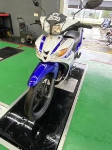 Yamaha lagenda 115 zr injection starter tip top