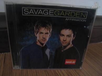 CD Savage Garden - Affirmation