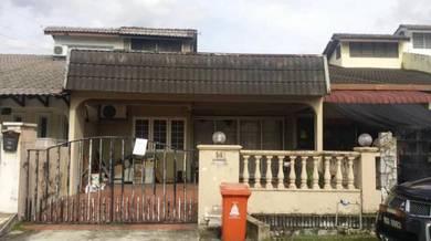 [FREEHOLD] Teres 1 Tingkat Kelana Jaya, Petaling Jaya