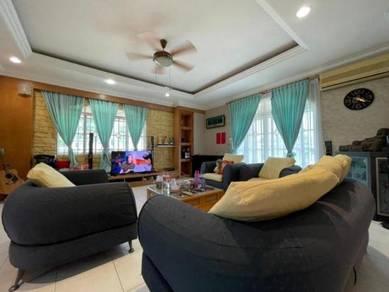 Double Storey Semi-D Jalan Indah X / Kulai IOI Palm Villa Gate C