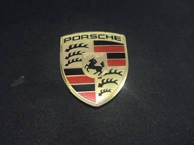 Proche front rear metal emblem logo