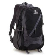 Durable Travel Bag Outdoor Sport Backpack (Black)
