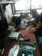 Computer laptop repair on site at kl,selangor