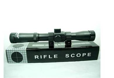 Teropong Scope For Hunting