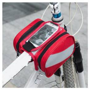 Cycling front tube pouch / beg pouch 08