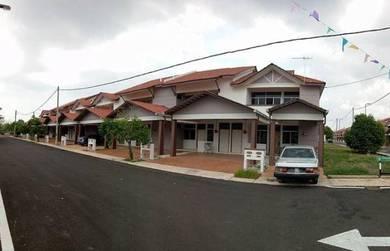 100% LOAN , Super Link House 24X65 , Bukit Mertajam, PINANG