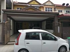 Terrace Double Storey for sale, Laguna Merbok Sungai Petani