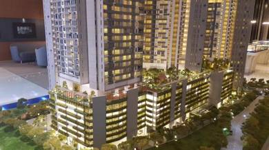 NEW TRIA Seputeh NEW Project Residence, LIMITED UNIT FURNISHED Ecocity