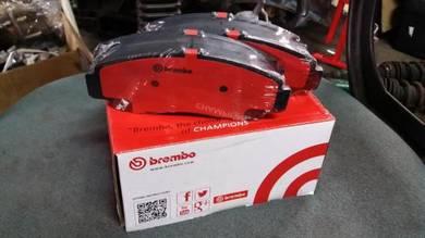 Brembo Honda Civic FD FB front brake pads