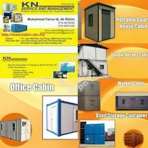 Perak Kabin Kontena ( Cabin & Container)