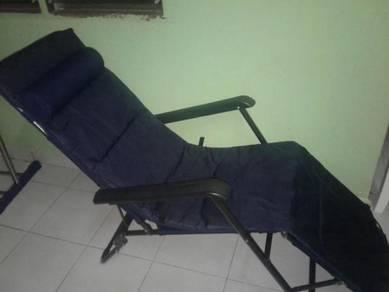 Kerusi malas lazy chair 3 way adjustable
