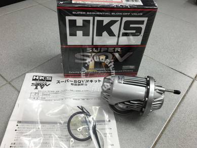 HKS Super SQV IV Universal Blow Off Valve Japan
