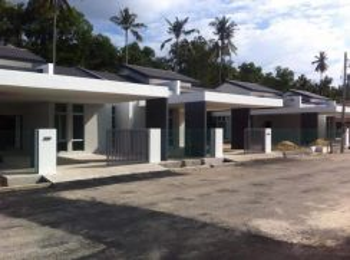 New Single Storey Semi D Sg.Soi,Jln Tg. Lumpur