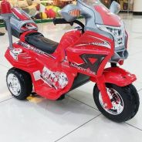 Children Bike Big Motor Kanak-Kanak Red colour
