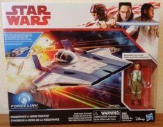 Star Wars The Last Jedi Resistance A-Wing Fighter