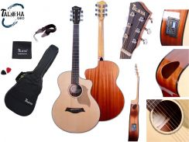 Taloha Geo 100+ Acoustic Guitar (with pickup)