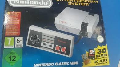 Nintendo Classic Mini RARE