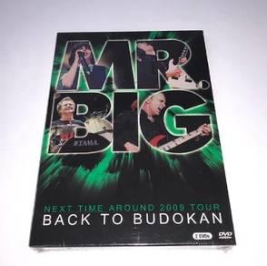 IMPORTED DVD Mr. Big - Next Time Around 2009 Tour